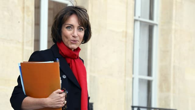 La ministre des Affaires sociales, de la Santé et des Droits des Femmes, Marisol Touraine.