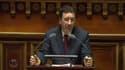 Raymond Vall s'exprimait pour la première fois au Sénat depuis son élection début septembre.