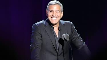 George Clooney recevra un César d'Honneur, le 24 février 2017