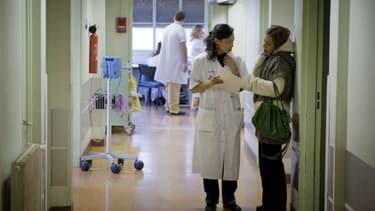 La gastro-entérite aurait dépassé le seuil épidémique la semaine dernière, selon réseau Sentinelles. (Photo d'illustration)