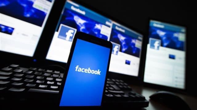 Facebook France a démenti lundi soir toute faille dans la sécurité des données.