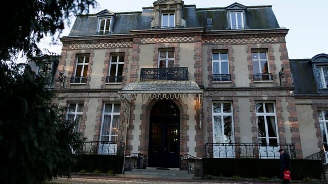 L'hôtel de ville de Dreux (Eure-et-Loire), le 20 janvier 2017.
