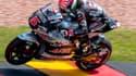 Pour sa première en MotoGP, le pilote français Johann Zarco a dû abandonner.