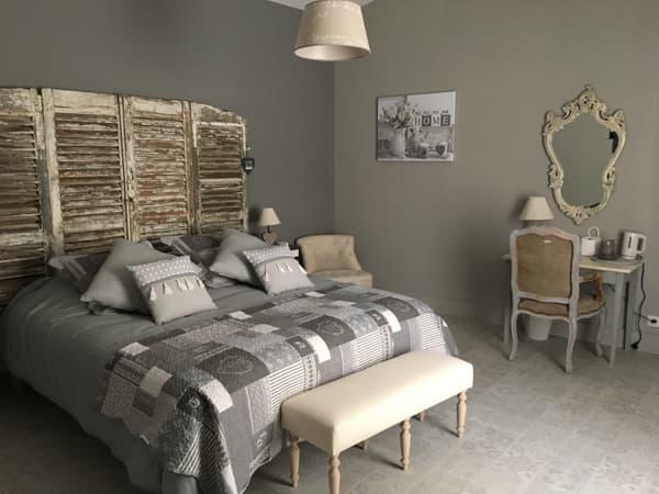 La Bastide des Songes propose 5 chambres et suite à l'ambiance cocooning.