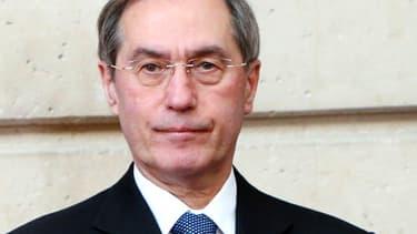 Claude Guéant, ancien sécrétaire général de l'Elysée et ancien ministre de l'Intérieur de Nicolas Sarkozy.