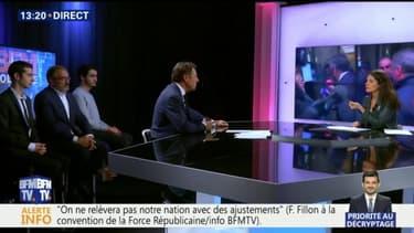 """""""J'ai du respect pour François Fillon"""", déclare Christian Estrosi"""