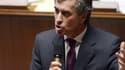 Jérôme Cahuzac, le 16 octobre 2012 à l'Assemblée nationale.