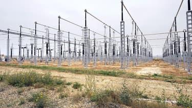 En raison du réchauffement climatique, le réseau électrique américain pourrait ne pas être en mesure de répondre aux poussées de demande. (image d'illustration)