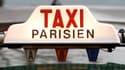 Logo d'un taxi parisien
