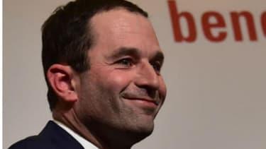 Yannick Jadot a rejoint jeudi la campagne de Benoît Hamon.