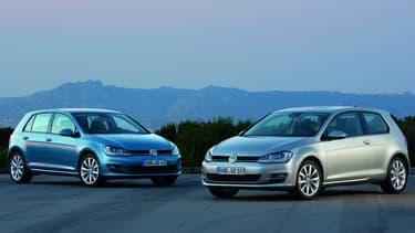 Volkswagen a lancé en Europe le 28 avril le rappel de la Golf suite au scandale sur les moteurs diesel truqués.