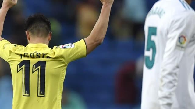 Villarreal surprend le Real