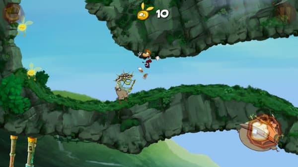 Rayman Jungle Run et Fiesta Run sont deux excellents titres, très amusants, et au contenu riche.