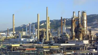La raffinerie de La Mède, à côté de %arseille, devrait être fermée, et 178 postes supprimés.