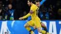 Lionel Messi (Barça) face au Napoli
