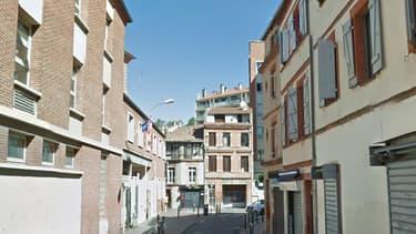Les faits se sont déroulés rue Merly à Toulouse - Image d'illustration