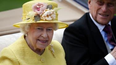 Elizabeth II, reine d'Angleterre