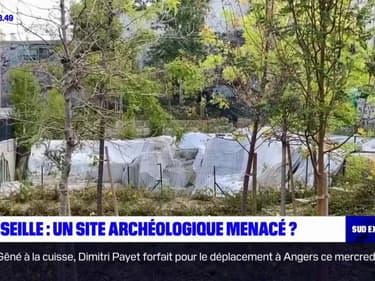 Marseille: le site archéologique de la Corderie menacé?