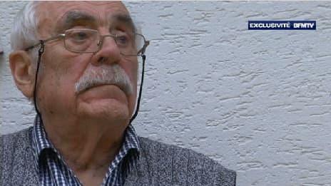 L'ancien soldat allemand Werner C., 88 ans, raconte le massacre d'Oradour-sur-Glane au micro de BFMTV.