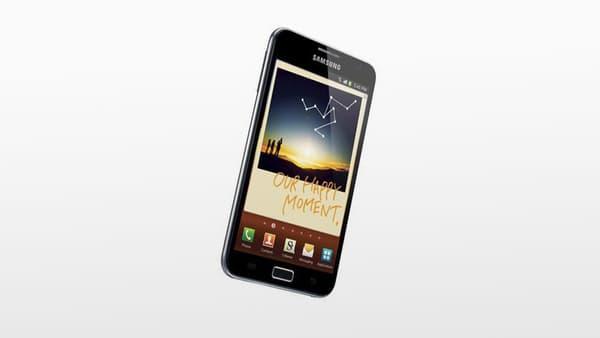 Le Samsung Galaxy Note