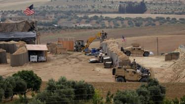 Position américaine en Syrie.