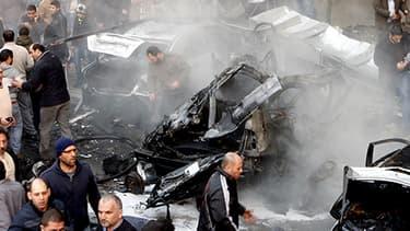 Il s'agit de la quatrième attaque visant ce bastion du Hezbollah depuis juillet.