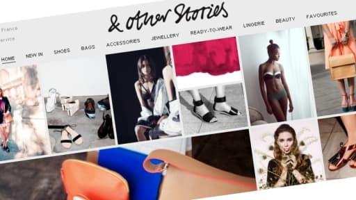 """""""And Other Stories"""", la nouvelle marque haut de gamme de H&M devrait permettre de lutter contre la baisse des marges."""