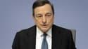 Mario Draghi devrait temporiser ce jeudi