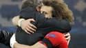 Laurent Blanc et David Luiz