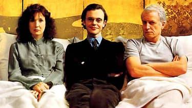 """L'affiche du film d'Etienne Chatiliez, """"Tanguy"""", sorti en 2001."""