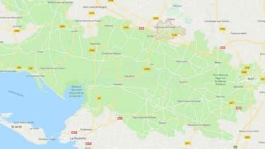 L'évasion a eu lieu à Fontenay-le-Comte en Vendée.