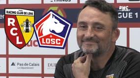 """Lens - Lille : """"Il y a une culture du derby ici"""" garantit Haise"""