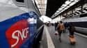 3 TGV sur 4 circulent ce mercredi.