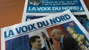 178 postes sont menacés à La Voix du Nord.