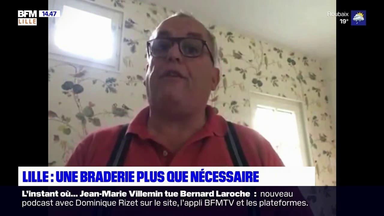 """Braderie de Lille: """"pour certains restaurateurs c'est en une journée trois fois la recette"""""""