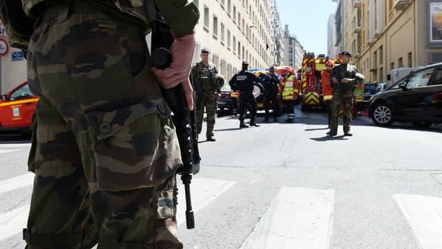 Marseille, le 18 avril dernier.