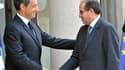 Nicolas Sarkozy a reçu mercredi à l'Elysée Mahmoud Djibril, Premier ministre du Conseil national de transition libyen. Une conférence internationale sur l'avenir de la Libye de l'après-Kadhafi se tiendra le 1er septembre à Paris, a annoncé le chef de l'Et