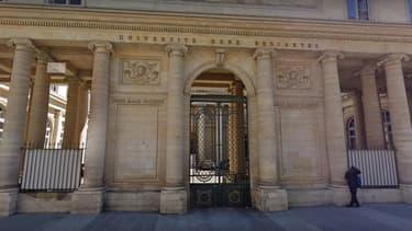 L'Université Paris-Descartes à Paris (PHOTO D'ILLUSTRATION).