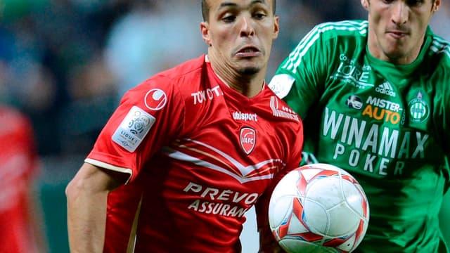 Foued Kadir a quitté Valenciennes pour l'OM cet hiver