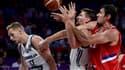 Le duel Slovénie-Serbie en finale de l'EuroBasket 2017