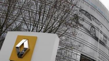 L'Etat détient 15% dans Renault.