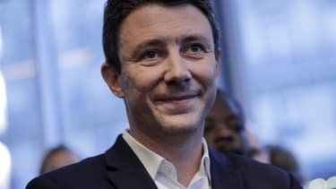 Benjamin Griveaux le 28 mars 2019