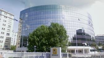 La production du groupe Renault pourrait baisser de 300.000 véhicules cette année à cause de la pénurie de semi-conducteurs.