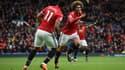 Marouane Fellaini a inscrit le but victorieux pour Manchester United face à Arsenal