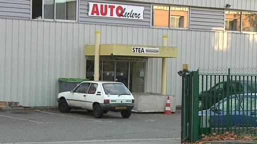 Les magistrats instructeurs se sont rendus mercredi matin dans une zone industrielle de Toulouse, sur les lieux du vol du scooter dont Mohamed Merah s'était servi pour perpétrer une série d'assassinats.