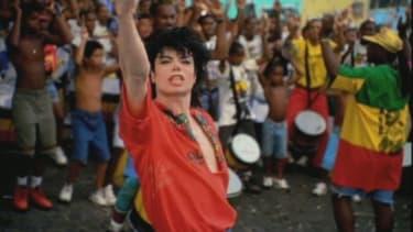 """Le clip de Michael Jackson, """"They Don't Care About Us"""""""