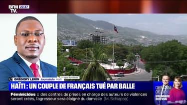 Un couple de Français venu adopter en Haïti a été tué par balles à Port-au-Prince