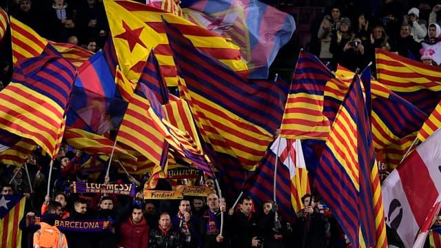 Barça: la fréquentation du Camp Nou en baisse