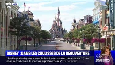 Comment Disneyland Paris prépare sa réouverture