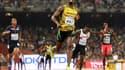 Usain Bolt complète son triplé en or sur 4x100 mètres